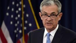 Fed-Chef Powell öffnet Tür für Zinssenkung