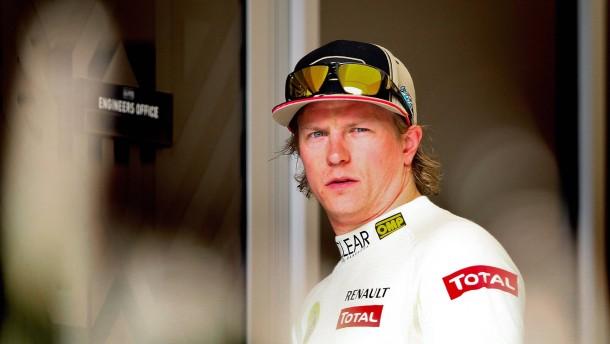 Räikkönen ist die Nummer 1