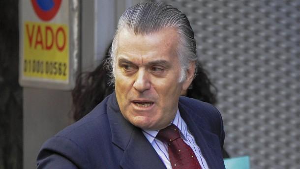 Die Vergangenheit lastet schwer auf Spaniens Volkspartei