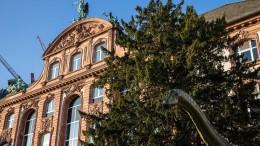 Senckenberg baut für 316 Millionen Euro
