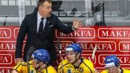 Schwedens neuer Eishockey-Nationaltrainer Rikard Grönborg.