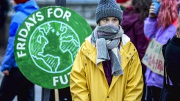 Greta Thunberg will Fridays for Future als Marke schützen lassen