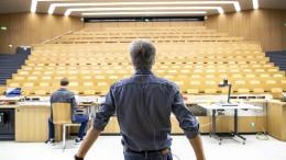 Vorrang für die Online-Lehre an hessischen Hochschulen