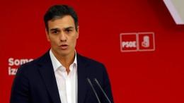 Sozialistenchef bietet Katalanen Gespräche über Verfassungsreform an