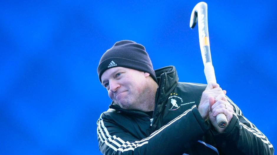 """Markus Weise: """"Wenn du Glück hast, darfst du dich bei Olympia auch mit Sport beschäftigen"""""""