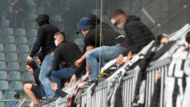 Eintracht Frankfurts absoluter Tiefpunkt