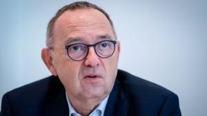 Walter-Borjans will derzeit keinen Kanzlerkandidaten