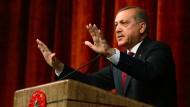 Erdogan plant den Ausbau seiner Macht