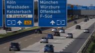 Hoher Anspruch an die Planung: Das Frankfurter Kreuz passieren pro Tag 35.000 Fahrzeuge mehr als noch vor 10 Jahren.