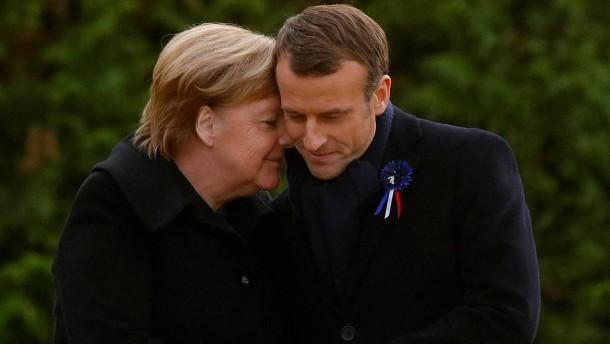 Frankreichs Furcht vor einem schwachen Deutschland