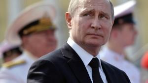 Uneiniges Russland