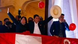 Peru hat einen neuen Präsidenten