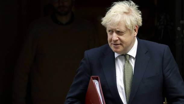 Boris Johnson erwägt offenbar landesweiten Teil-Lockdown