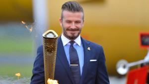 Beckham nicht im britischen Aufgebot