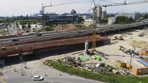 Großbaustelle in Offenbach könnte Verkehr behindern