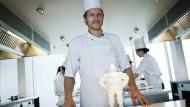 """Geranium-Chef Rasmus Kofoed nennt die Kritik """"sehr übertrieben""""."""