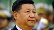 Chinas Staats- und Parteichef Xi Jinping.