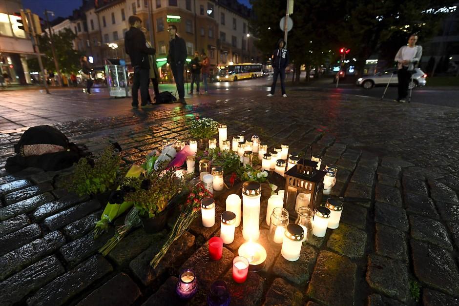 Finnische Polizei nimmt weitere Verdächtige nach Messerattacke fest