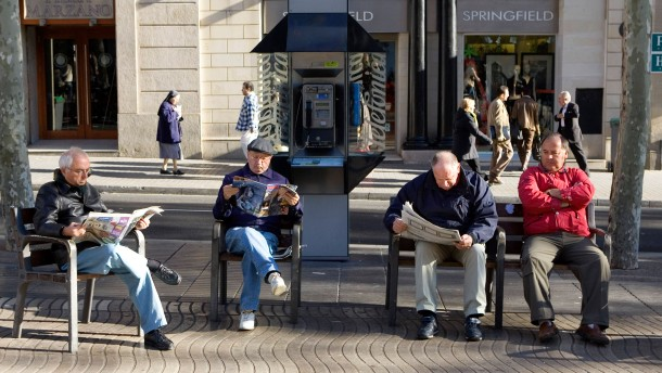 Spanien steht vor der nächsten Rentenreform