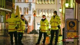 Vier Tote und 15 Verletzte bei Amokfahrt in Trier