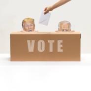 Eine Wahl, zwei Kandidaten, viele Fragen: Wir suchen Antworten für Sie.