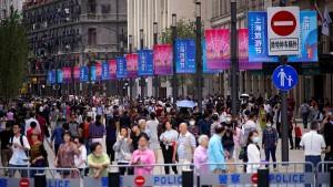 Chinas Wirtschaft ist zurück