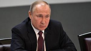 Russland führt härtere Strafen gegen Fake News ein