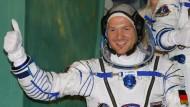 In Köln werden die Auswirkungen der Schwerelosigkeit auf den Körper des deutschen Astronauten untersucht