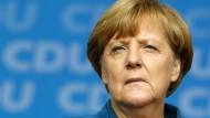 Merkel warnt vor neuem Rechtsterrorismus