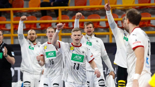"""Wir holen Olympia-Gold!"""