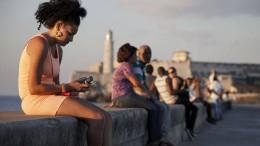 Kubaner hoffen auf mobile Internetzugänge