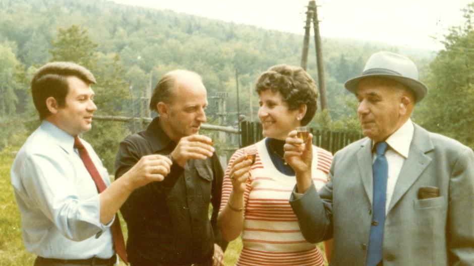 Prost! (25. September 1977)