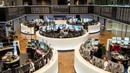 An der Frankfurter Börse kann man Bundesanleihen direkt kaufen.