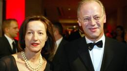 Rudolf Scharping von Gräfin Pilati geschieden