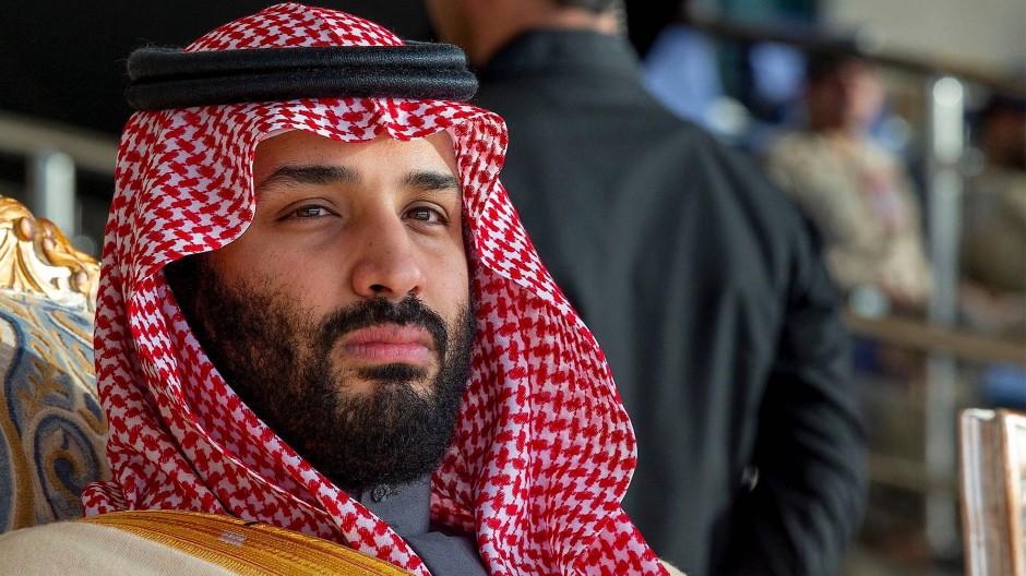 Dem saudischen Kronprinzen Mohammed bin Salman werden schon länger Menschenrechtsverletzungen vorgeworfen.