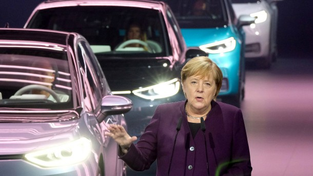 Höhere Kaufprämie für E-Autos kommt