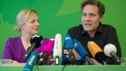 Grüne hoffen auf Machtoption in Bayern