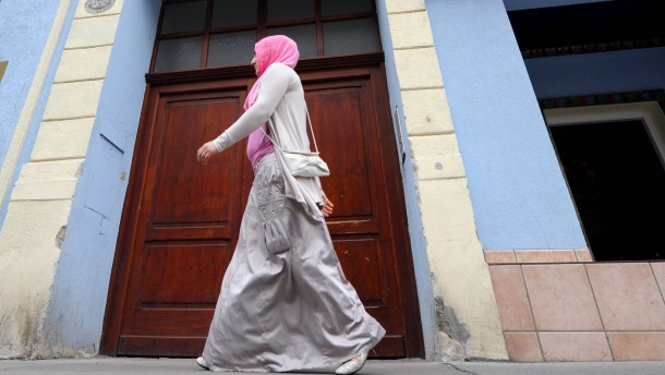 Parlament billigt neues Islamgesetz