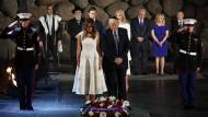 Trump besucht Holocaust-Gedenkstätte Yad Vashem