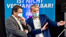 Thüringer Verfassungsschutz beobachtet AfD-Landesverband