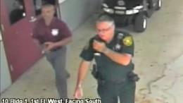 Ex-Polizist wegen Untätigkeit festgenommen