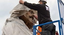 Trier widmet Karl Marx eigene Statue