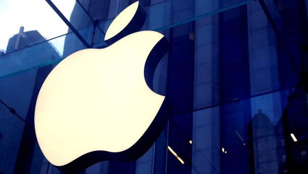 Apple sorgt für Aufregung