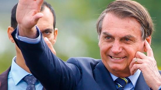 Bolsonaro will keine Interviews mehr geben
