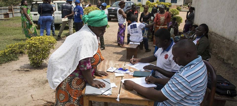 Schon 1000 Tote durch Ebola in Kongo