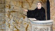 Reformator: Mit seiner Übersetzung ins Deutsche machte er die Bibel für viele Menschen zugänglich.