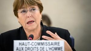 UN werfen Venezuela schwere Menschenrechtsverletzungen vor