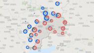 Datenanalyse: Wer die Waffenruhe bricht