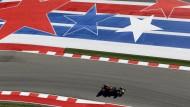 Hamilton Schnellster, Vettel Letzter