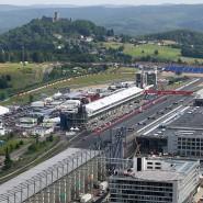 Im Oktober fährt die Formel 1 überraschend auf dem Nürburgring in der Eifel.
